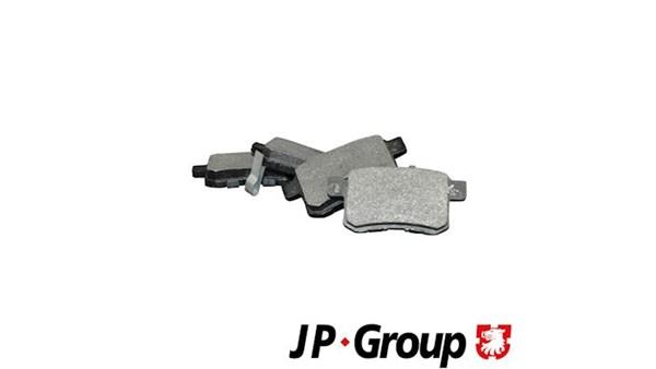 JP GROUP Bremseklodser