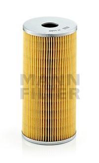 MANN-FILTER Filter, arbejdshydraulik