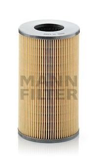 MANN-FILTER Oliefilter