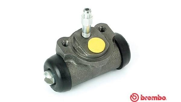 Hjulbremsecylinder