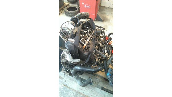 MOTOR, VW POLO 6R 09>, 1.2TDI