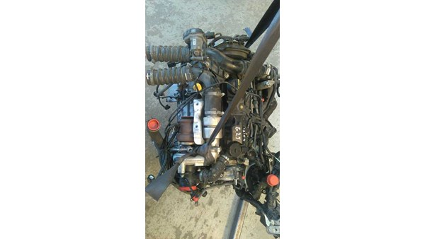 MOTOR, FORD TRANSIT COURIER 14>, 1.6TDCI