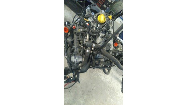 MOTOR, RENAULT CAPTUR 13>, 0.9TCE