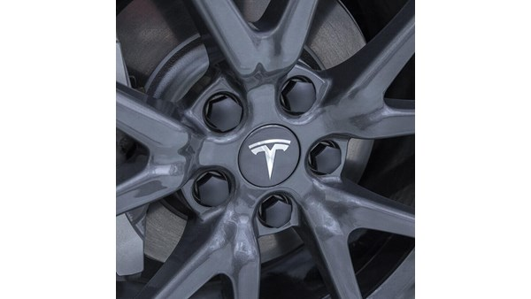 Tesla Tesla Model 3 Aero Wheel Cap Kit