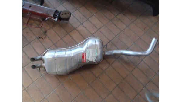 UDSTØDNING, VW GOLF IV 1J 98-03