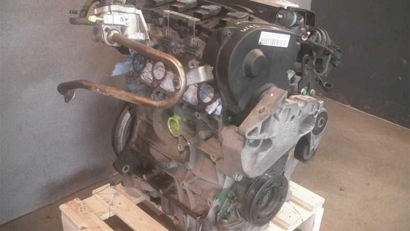 MOTOR, VW PASSAT 3C 05-10, 2.0FSI