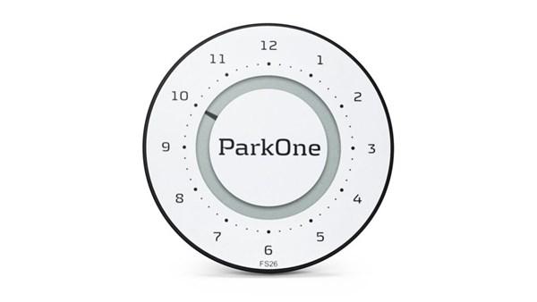 PARKONE 2 P-SKIVE ALPINE WHITE