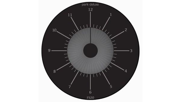 PARK DELUXE - FS20 HVID, SILVER eller SORT