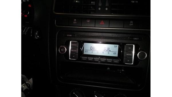RADIO M/CD, VW POLO 6R (09-14)