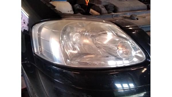 FORLYGTE FIRKANTET, VW FOX 5Z (05-10)