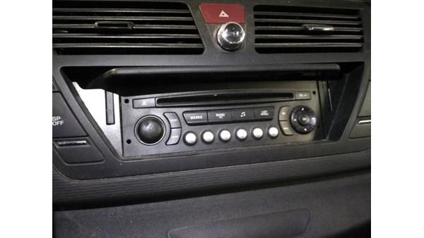 RADIO M/CD, CITROEN C4 GRAND PICASSO (06-12)