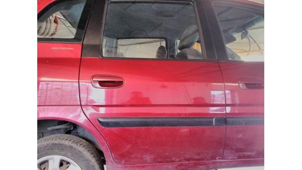 BAGDØR H 4 ST.CAR, HYUNDAI MATRIX (01-09)