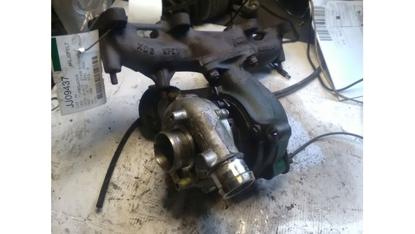 TURBOLADER, AUDI A4 (8D) (95-01)