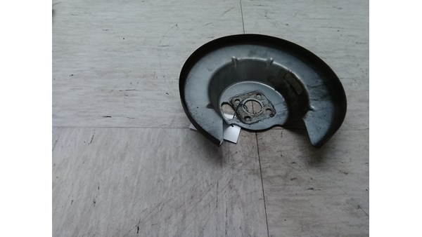 ANKERPLADE BAG, RENAULT MEGANE (99-02)