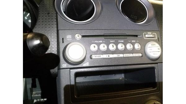 RADIO M/CD, MITSUBISHI COLT FACEL (08-->)