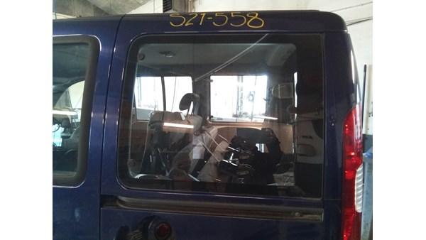 BAGSIDERUDE VAN, FIAT DOBLO (01-09)
