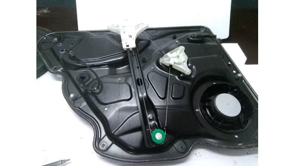 RUDEREGULATOR 4D, VW PASSAT 3C (05-10)