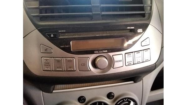 RADIO M/CD, SUZUKI ALTO (09-15)