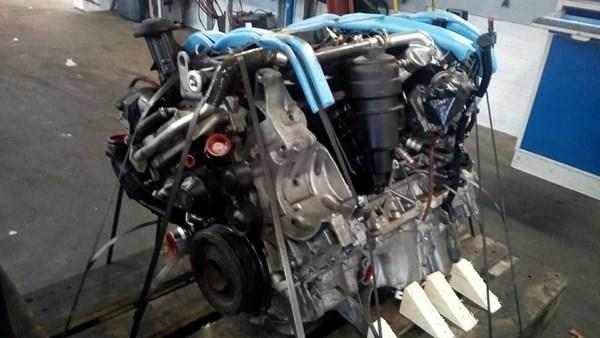 MOTOR, BMW X6 E71/E72 08>, 3.0TD