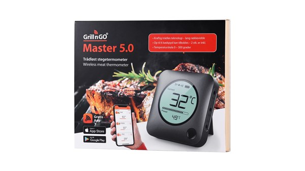 Grill'n'go Master 5.0