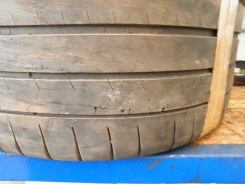MICHELIN DFK 255