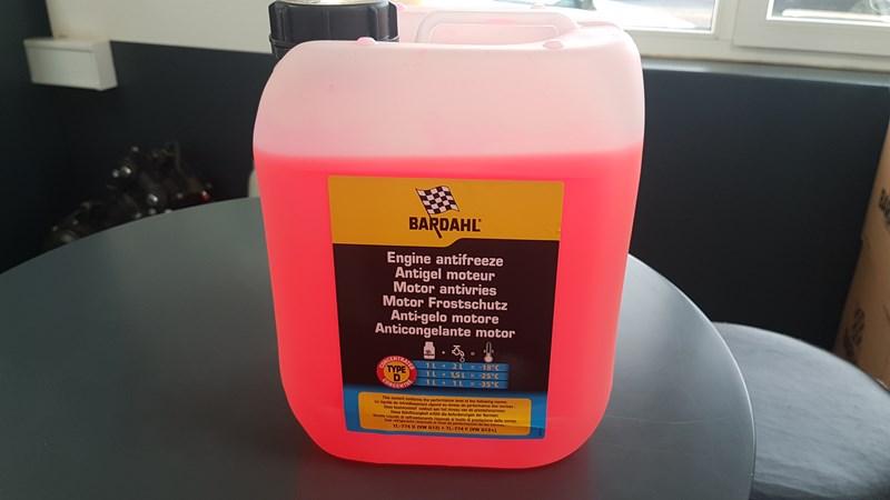 5 Liter Kølervæske