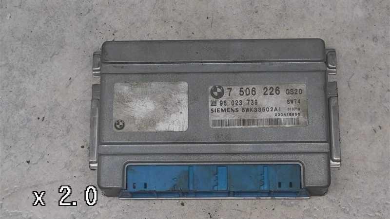 AUTOMATGEAR ELBOKS, BMW X5 E53 00-06