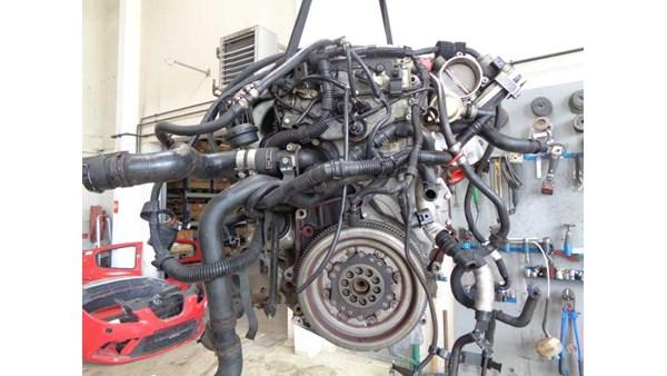 MOTOR, AUDI TT 8J 07>, 3.2EDC4