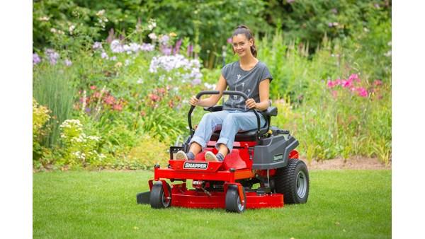 Snapper ZTX 105 zero turn græsklipper