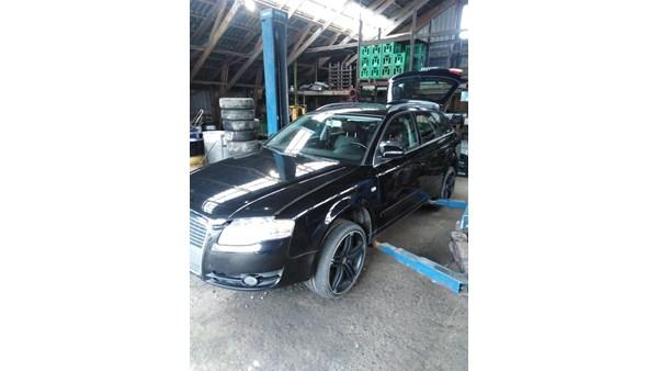 Audi A4 læderkabine