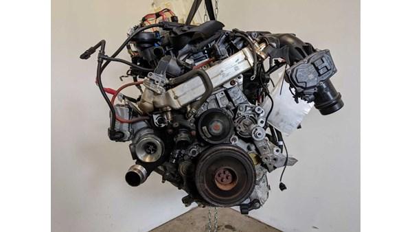 MOTOR, BMW X1 E84 09>, X1 16D
