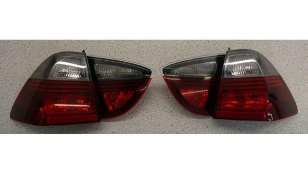 BAGLYGTE VAN, BMW 3 E90/91/92/93 05>