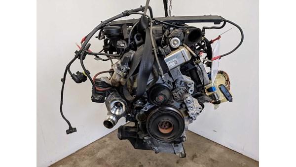 MOTOR, BMW X1 E84 09>, X1 2.0DXA GB