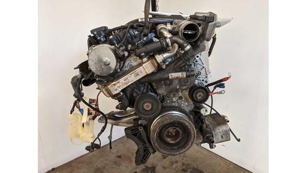 MOTOR, BMW 5 E60/61 04-10, 530DA