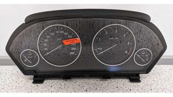 INSTRUMENT MED OMDR., BMW 3 F30/31/F80 12 – 18
