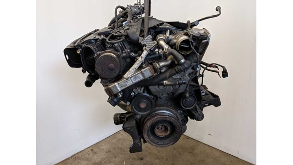 MOTOR, BMW X5 E70 07>, X5 3.0DA