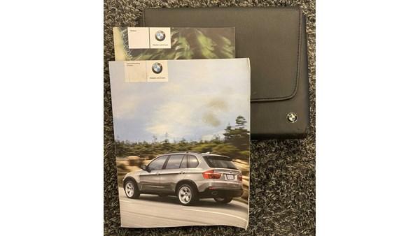 INSTRUKTIONSBOG, BMW X5 E70 07>