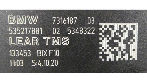 XENON / LED DELE, BMW 5 F10/F11 10>