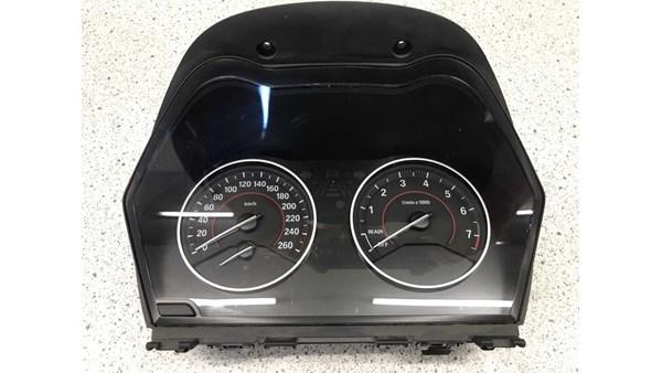 INSTRUMENT MED OMDR., BMW 1 F20/21 11-18