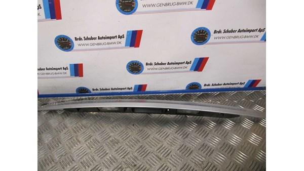 NUMMERPLADELYGTE, BMW 3 E46 COMPACT 01-04