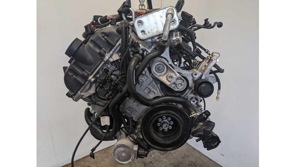 MOTOR, BMW X5 F15 13>, 35IX