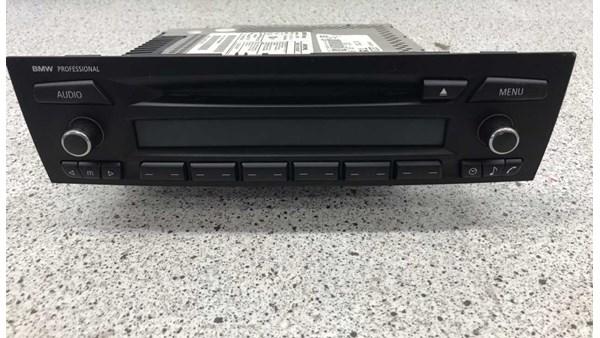 RADIO MED CD, BMW 3 E90/91/92/93 05>