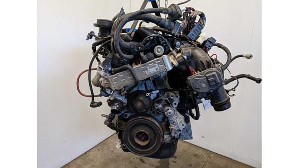 MOTOR, BMW 5 F10/F11 10>, 520DA