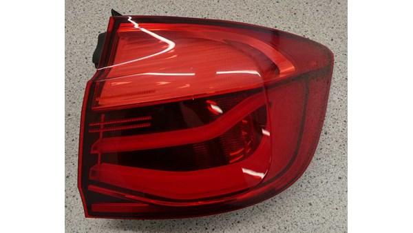 BAGLYGTE VAN, BMW 3 F30/31/F80 12 – 18