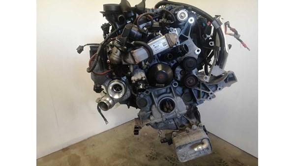 MOTOR, BMW 5 E60/61 04-10, 520DA