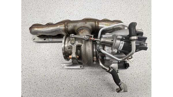 TURBOLADER, BMW X5 F15 13>
