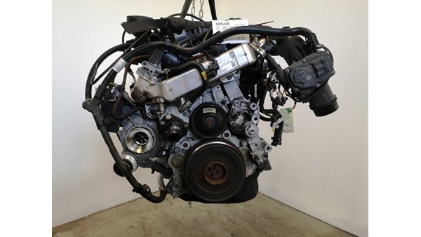 MOTOR, BMW 1 F20/21 11-18, 120D GB