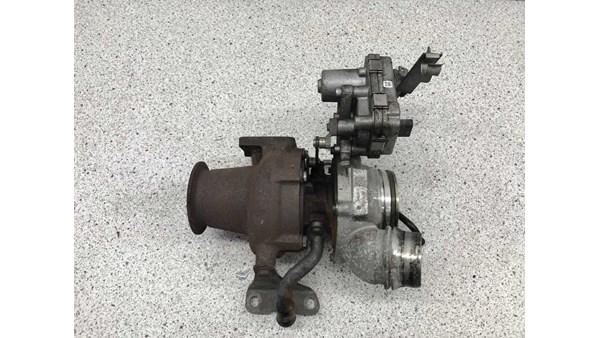 TURBOLADER, BMW 3 F30/31/F80 12 – 18