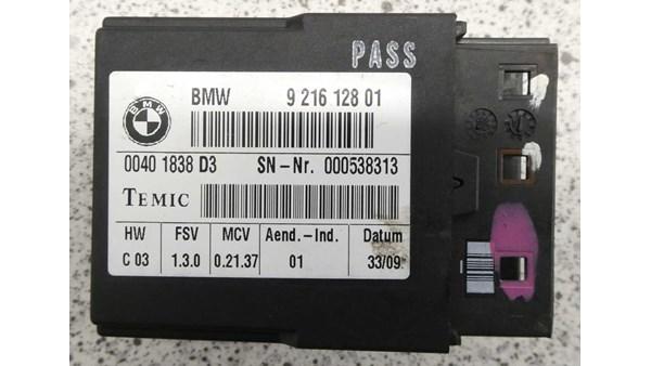 RELÆ DIVERSE, BMW 5 E60/61 04-10