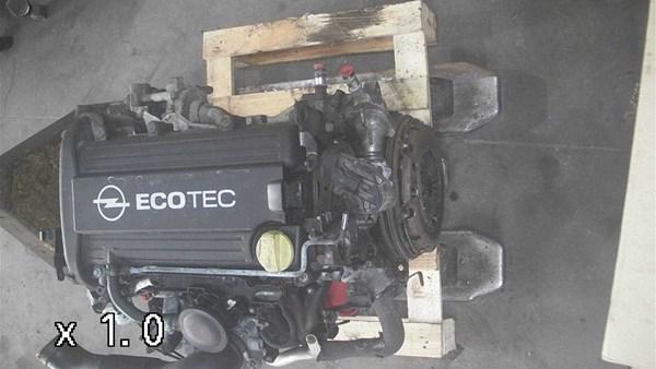 MOTOR, OPEL VECTRA C 02>, 2.2EDC4